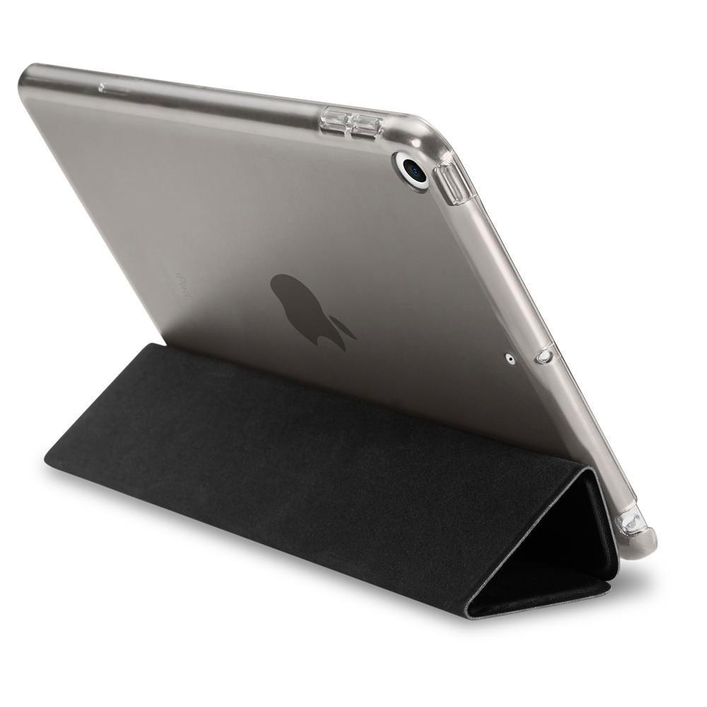 Spigen Smart Fold iPad Mini 5 Zwart - 3