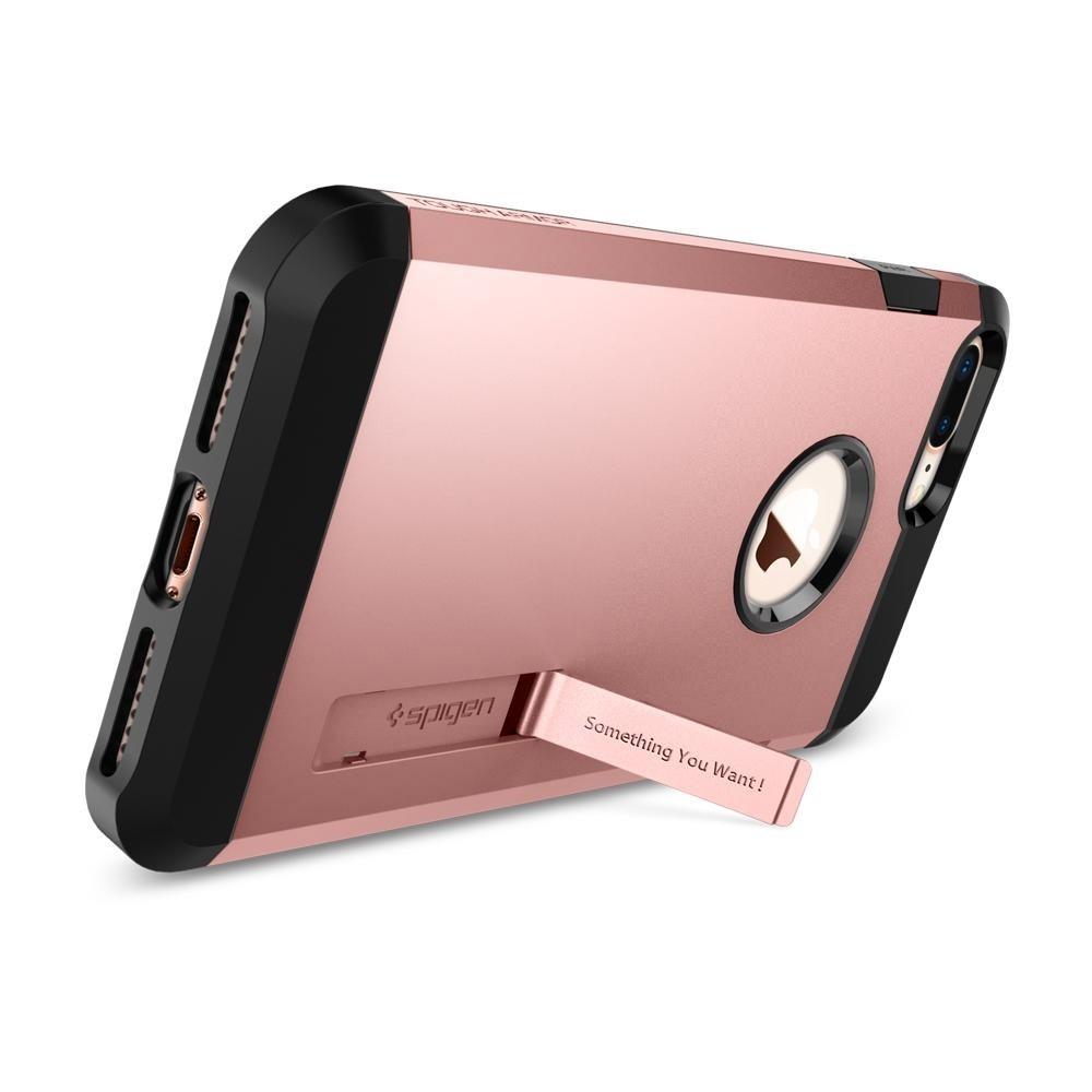 Spigen Tough Armor 2 iPhone 8 Plus/7 Plus Roze - 3