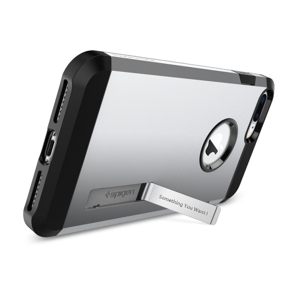 Spigen Tough Armor 2 iPhone 8 Plus/7 Plus Zilver - 3