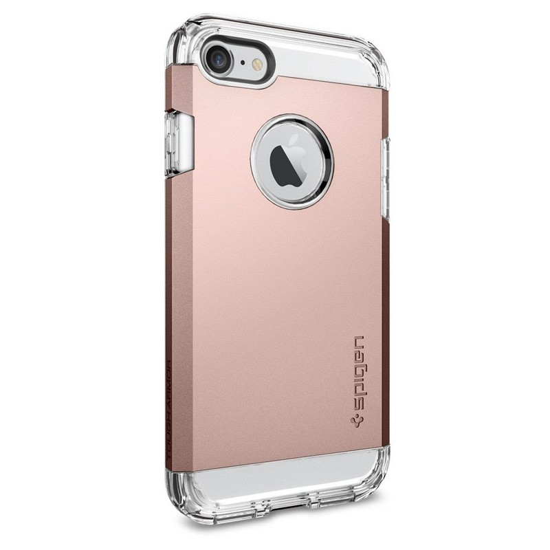 Spigen Tough Armor Case iPhone 7 Rose Gold - 3