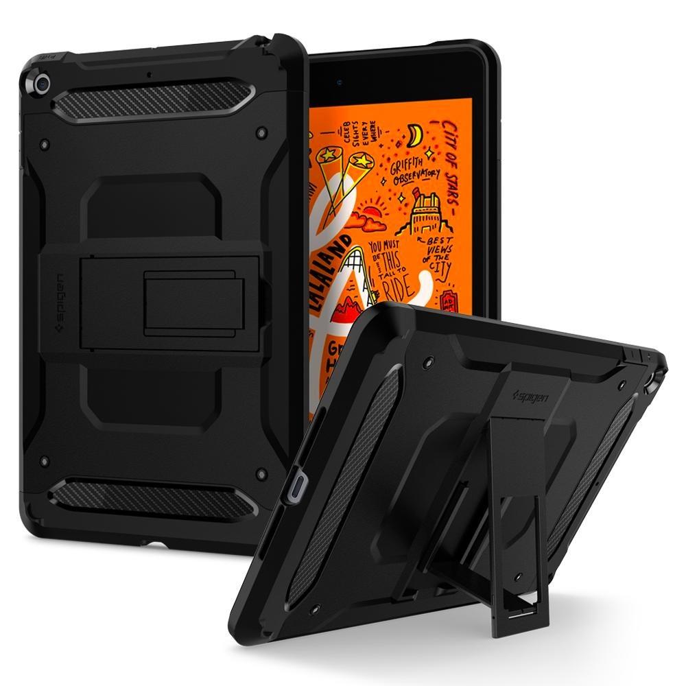 Spigen Tough Armor TECH iPad Mini 5 Zwart - 3