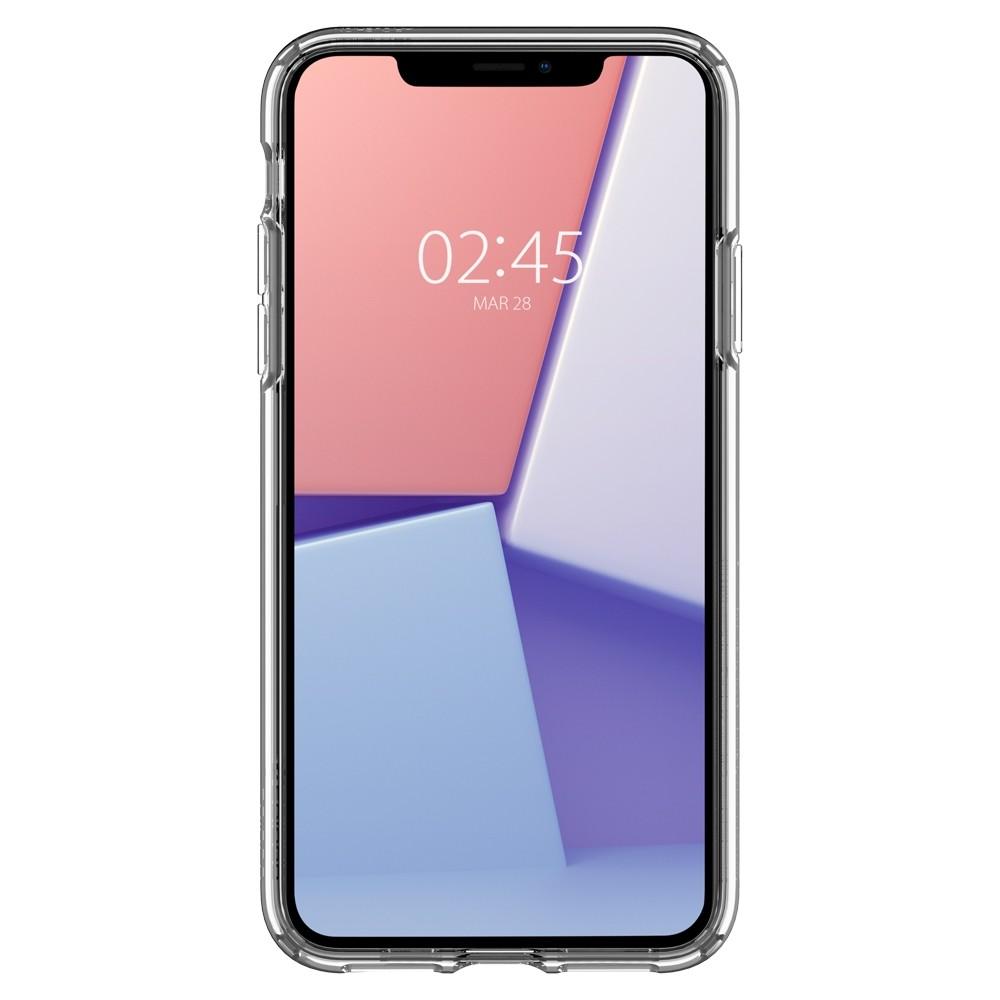 Spigen Ultra Hybrid Case iPhone 11 Transparant - 3