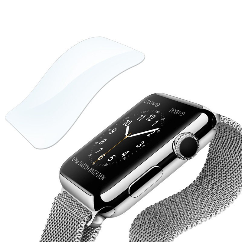 Spigen Steinheil Flex Screenprotector Apple Watch 38mm - 3
