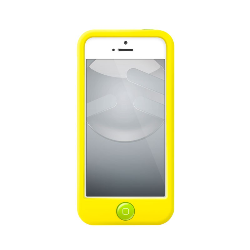 Switcheasy Silicon Colors iPhone 5 (lime) 03