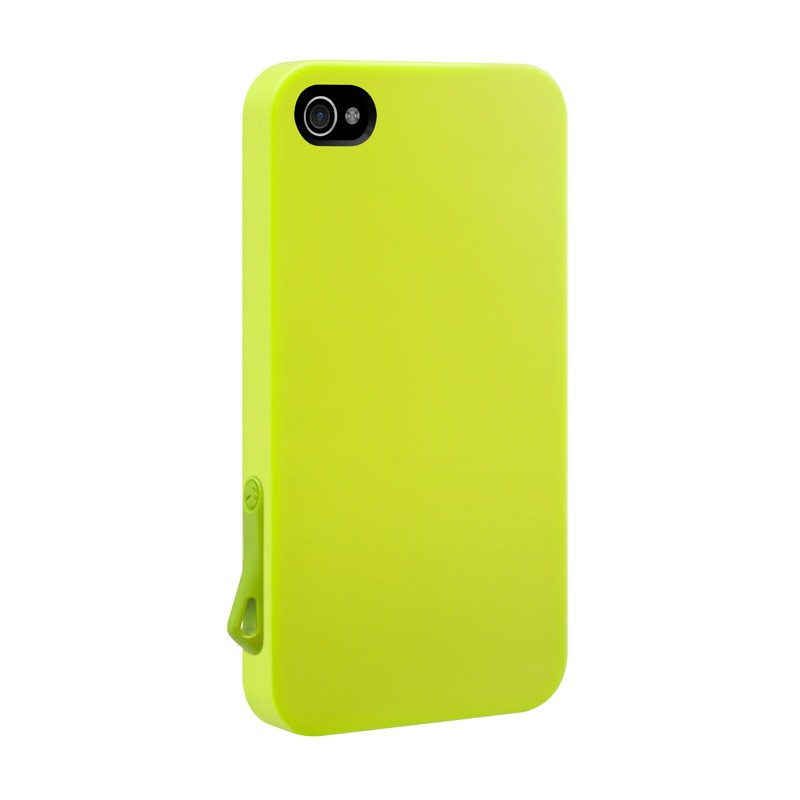 SwitchEasy Lanyard iPhone 4(S) Lime - 3