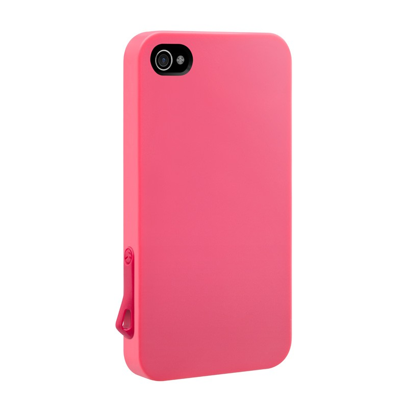 SwitchEasy Lanyard iPhone 4(S) Pink - 3