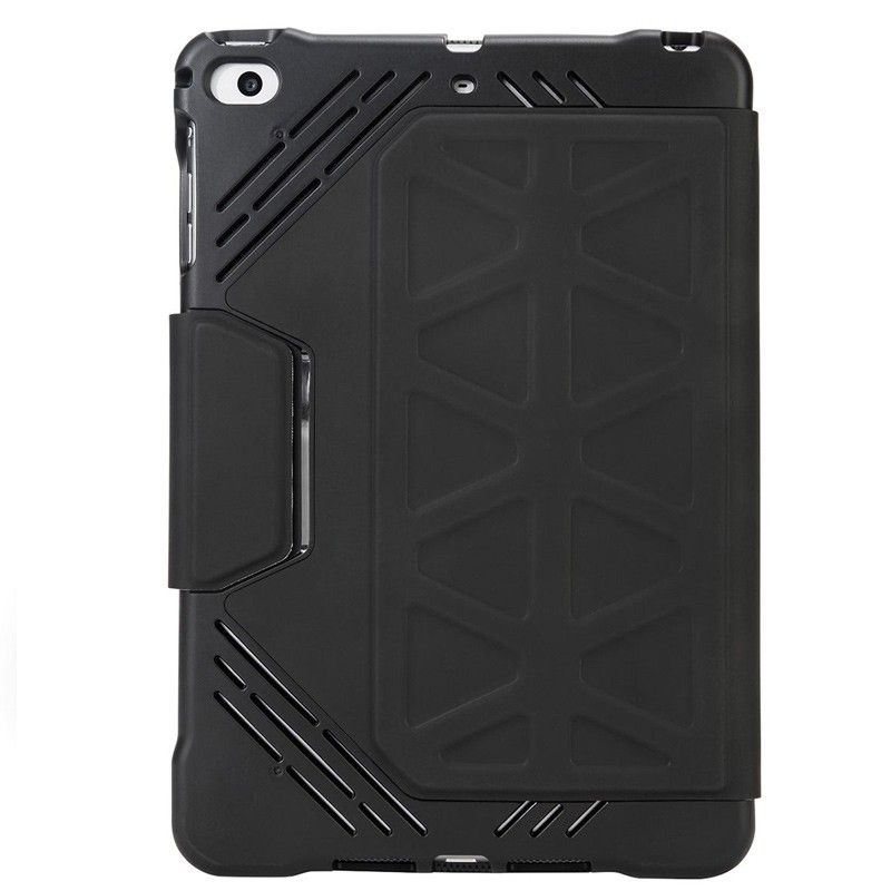 Targus - 3D Protection Case iPad mini (2019), iPad mini 4,3,2,1 Black 03