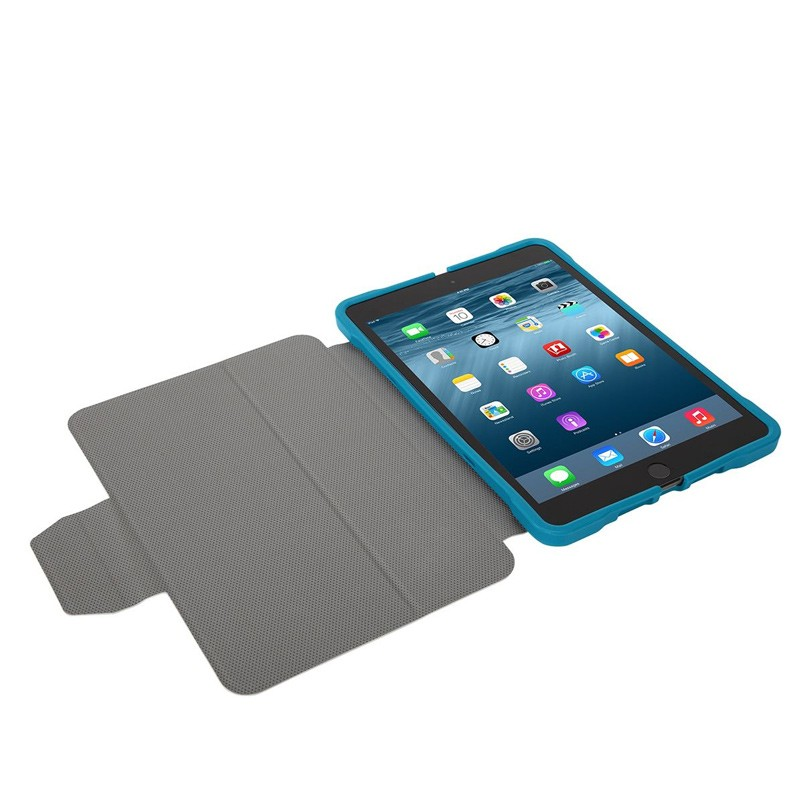 Targus - 3D Protection Case iPad mini (2019), iPad mini 4,3,2,1 Blue 03