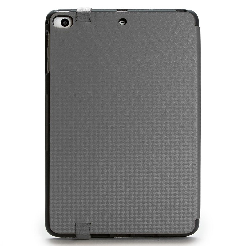 Targus - Click-In Case voor iPad mini 4,3,2,1 Grey 03
