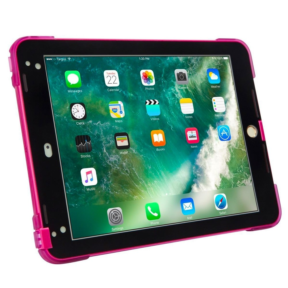 Targus SafePort Rugged Case iPad 9.7 (2017 / 2018) Roze - 3