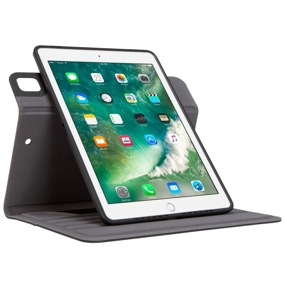 Targus Versavu Rotating Case iPad 9.7 (2017 / 2018) Zwart - 3