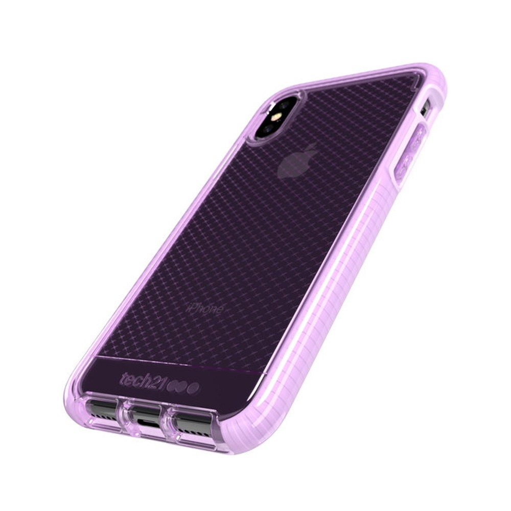 Tech21 Evo Check Case iPhone X/XS Orchid 03