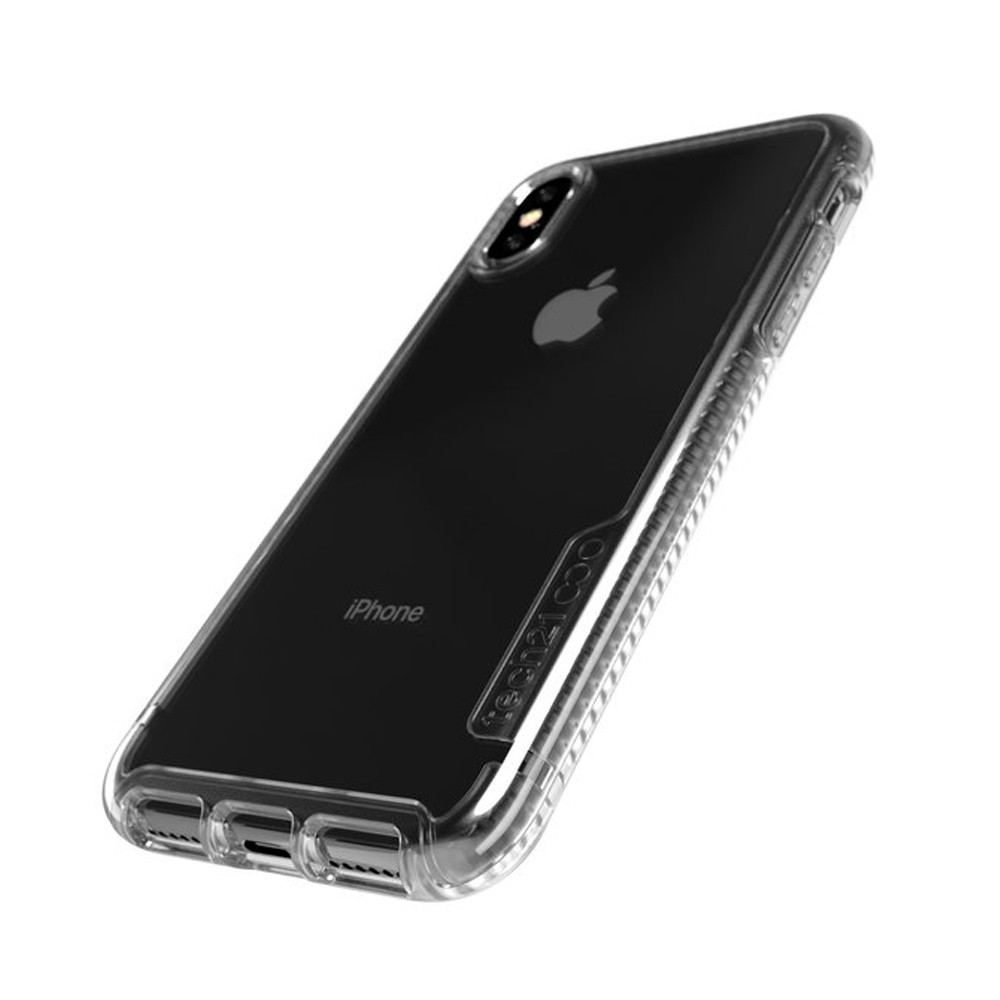 Tech21 Pure Tint iPhone X/XS Case Clear 03