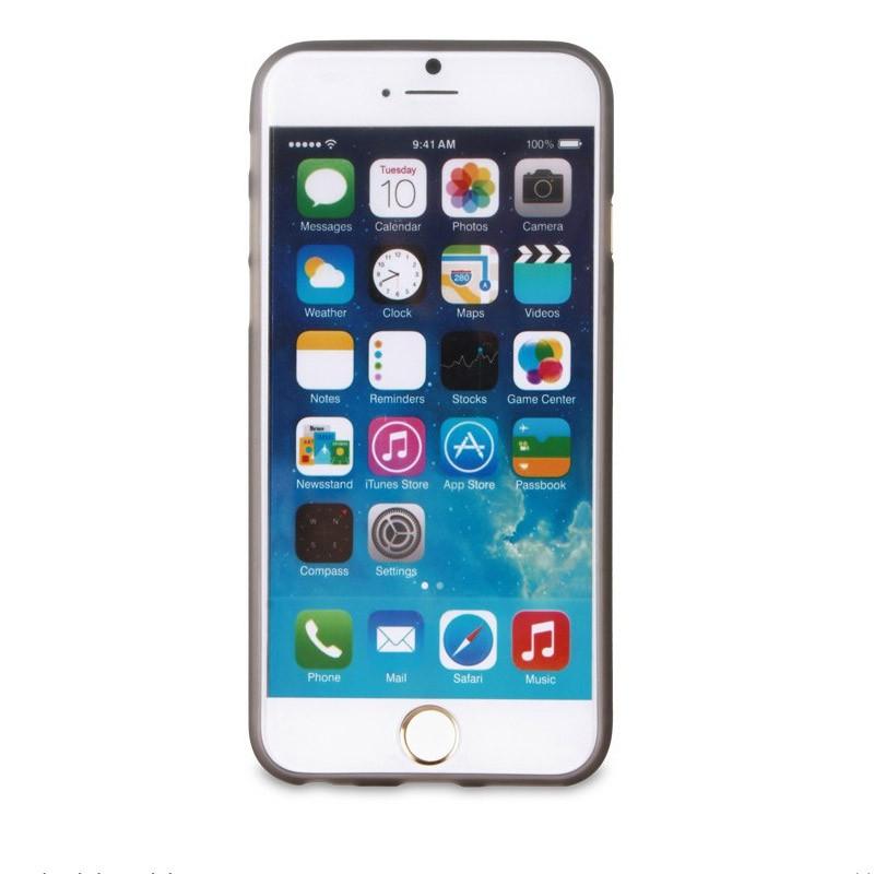 Muvit ThinGel iPhone 6 Plus Black - 3