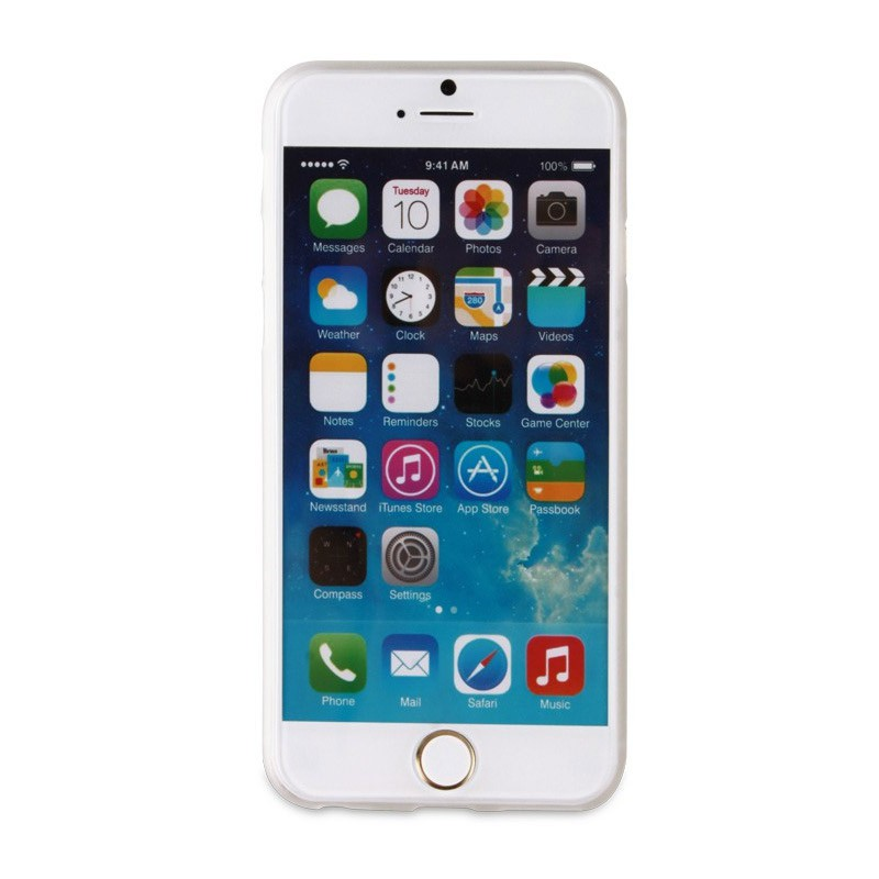 Muvit ThinGel iPhone 6 Plus Clear - 3