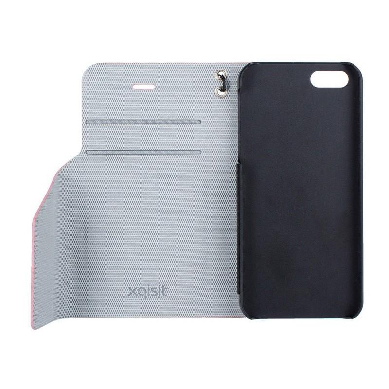 Xqisit Tijuana Folio iPhone 6 Plus Pink - 3