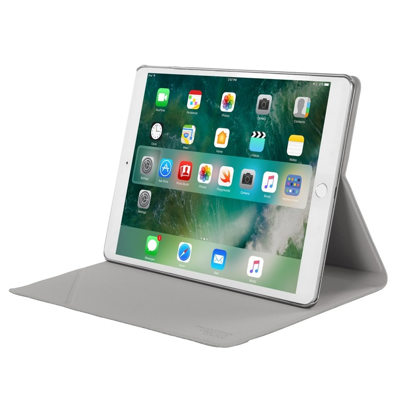 Tucano - Minerale Apple iPad Air 10.5 (2019), iPad Pro 10.5 inch Silver 03