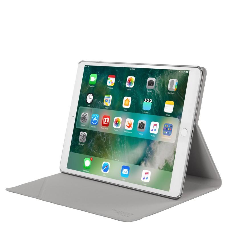 Tucano - Minerale Folio iPad 9,7 inch 2017 Silver 03