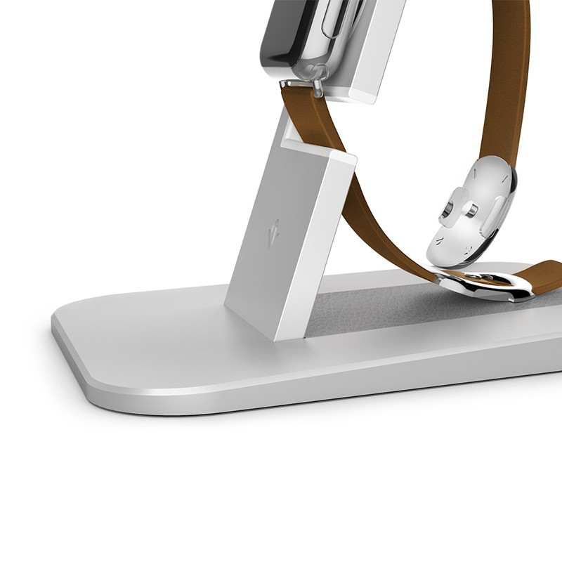 Twelve South - HiRise voor Apple Watch Silver 03