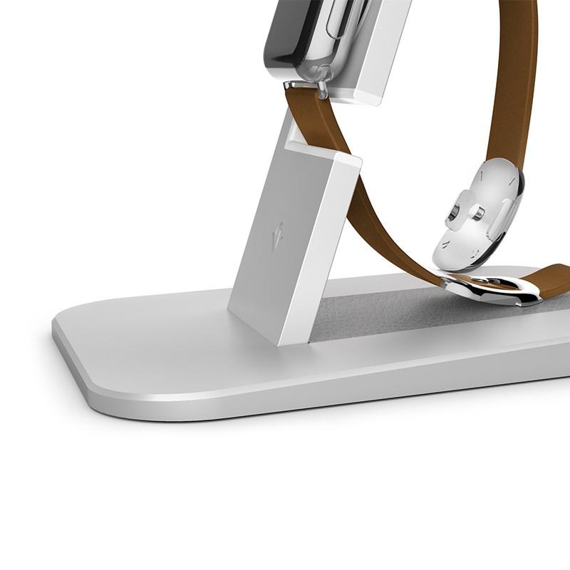 Twelve South - HiRise voor Apple Watch Silver 03