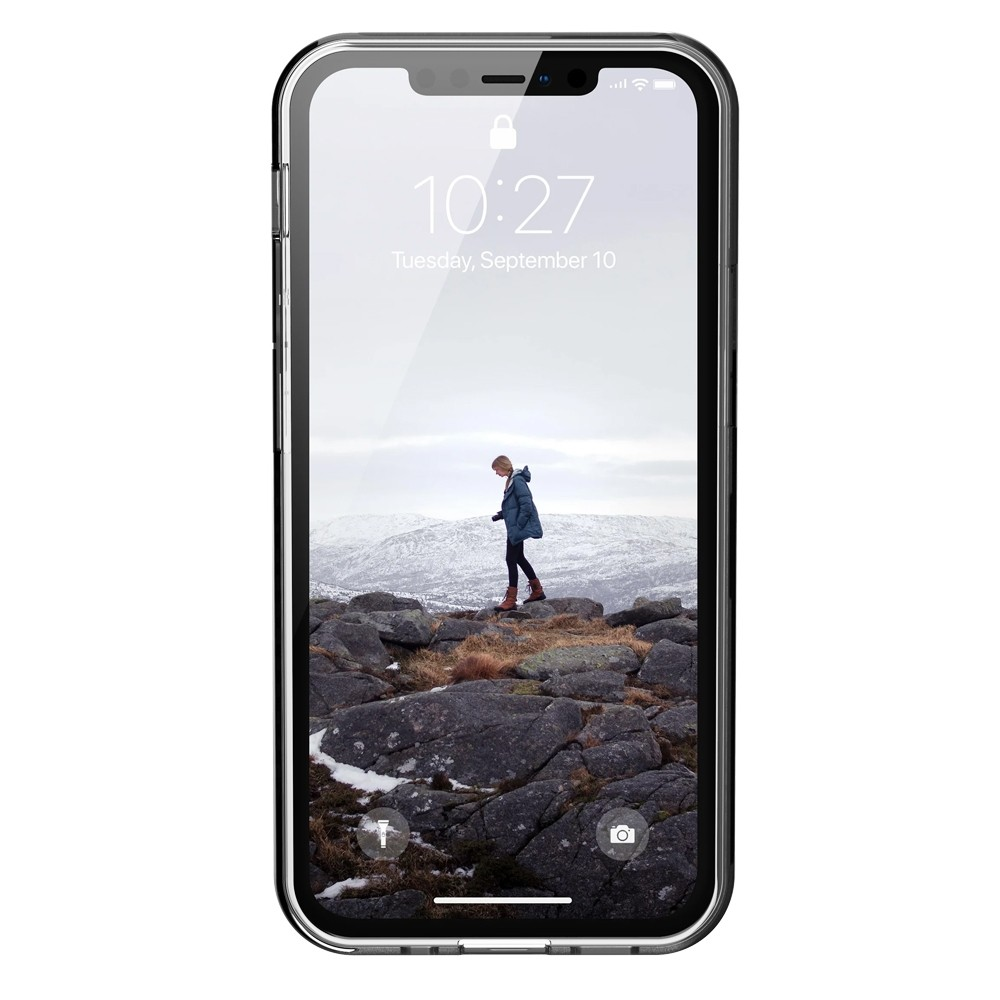 UAG Lucent Case iPhone 12 Mini Ice Clear - 3