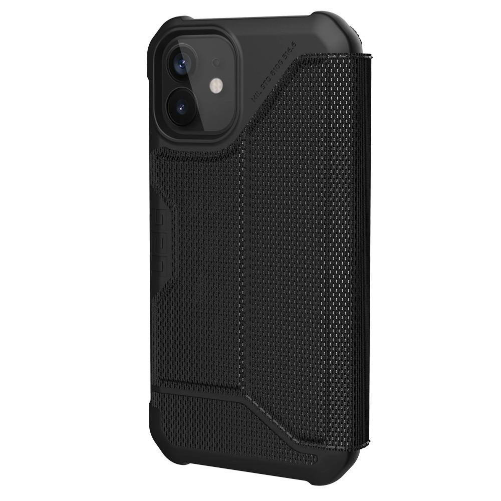 UAG Metropolis iPhone 12 Mini Kevlar Black - 3