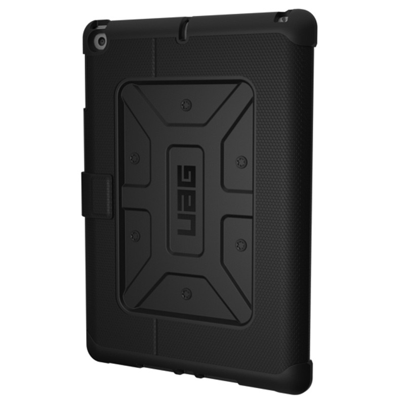 UAG - Metropolis Hoes iPad (2017) / iPad Air Black 03