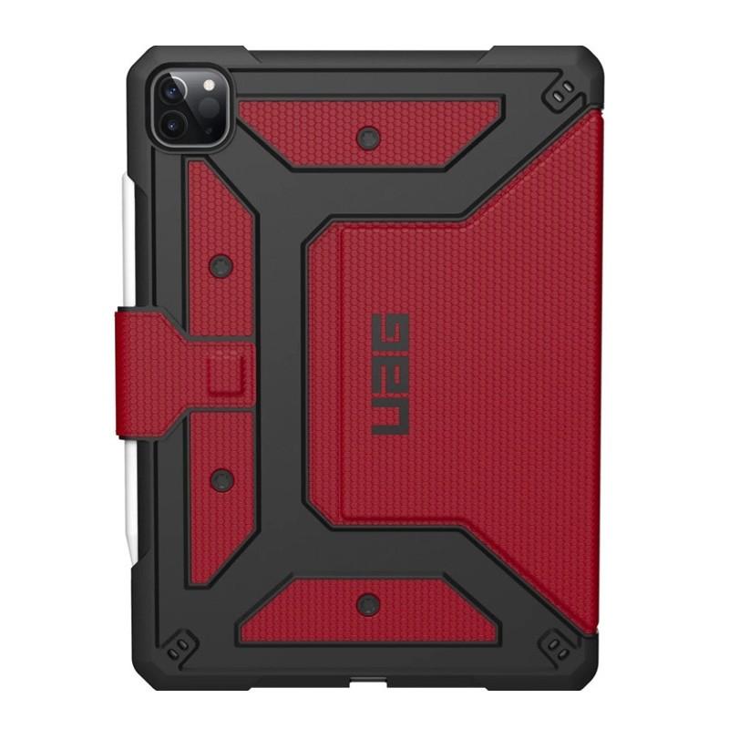 UAG Metropolis iPad Pro 12.9 inch (2020) Magma Rood - 3
