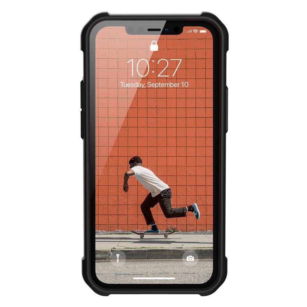 UAG Metropolis LT iPhone 12 / 12 Pro 6.1 Black Satin - 3