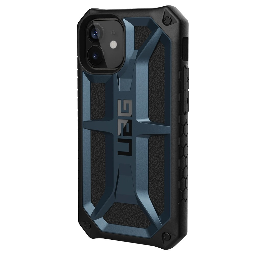 UAG Monarch iPhone 12 Mini Mallard Blue - 3