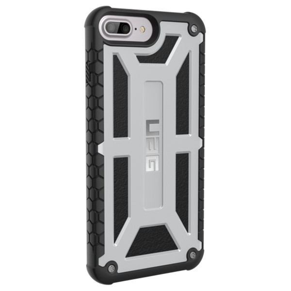 UAG - Monarch Hard Case iPhone 7 Plus Platinum - 3