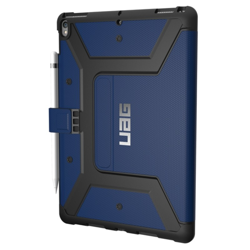 UAG New Metropolis Case iPad Pro 10.5 Blue 03