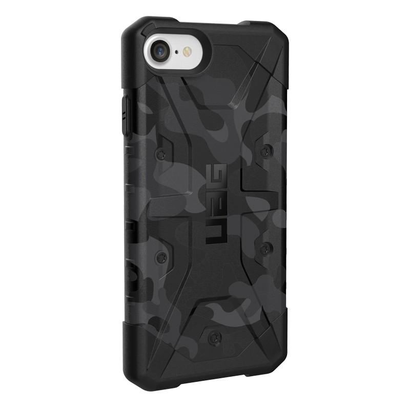UAG - Pathfinder iPhone SE (2020)/8/7/6S/6 zwart camo 03