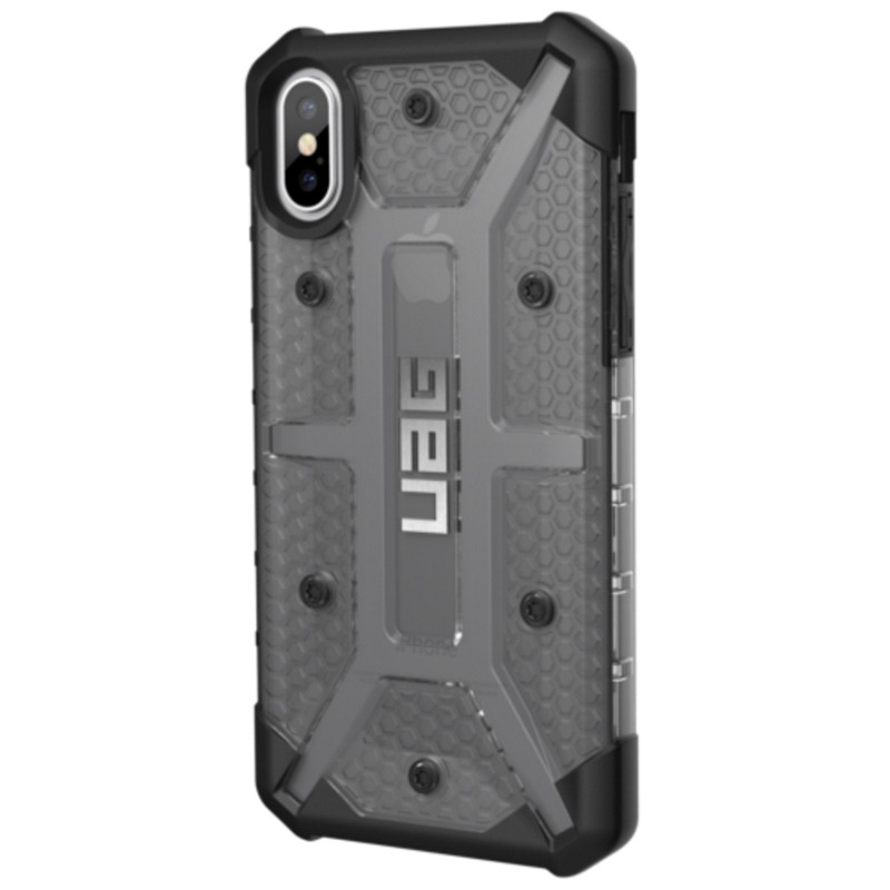 UAG - Plasma iPhone X/Xs Case Ash Black 03