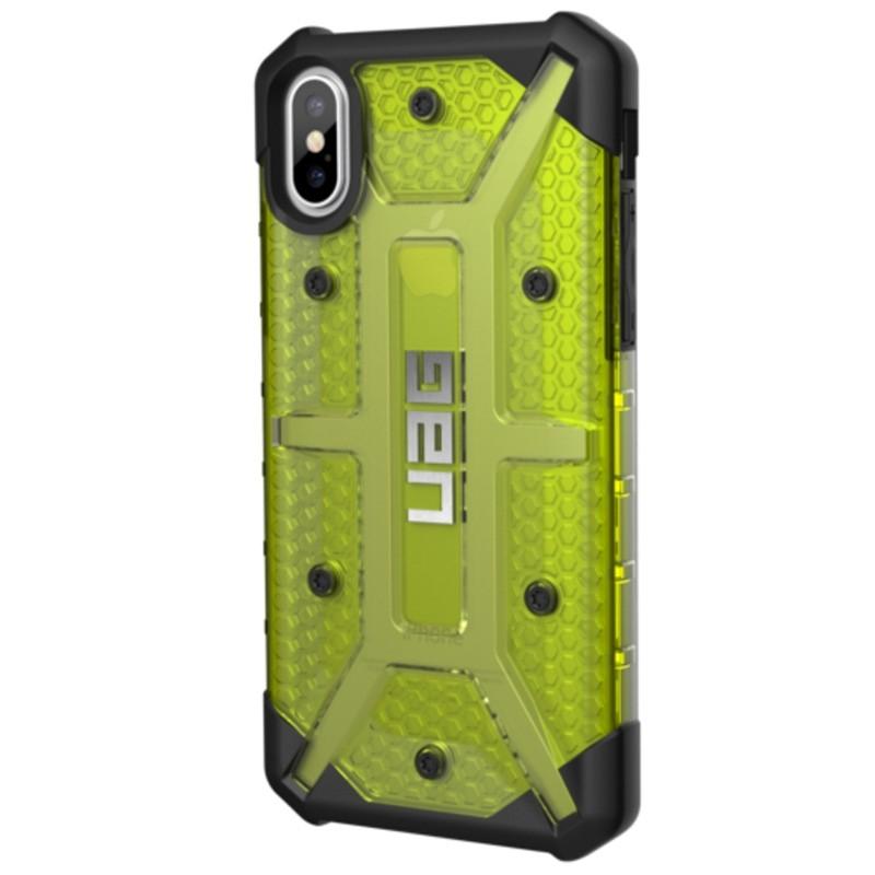 UAG - Plasma iPhone X Case Citron 03