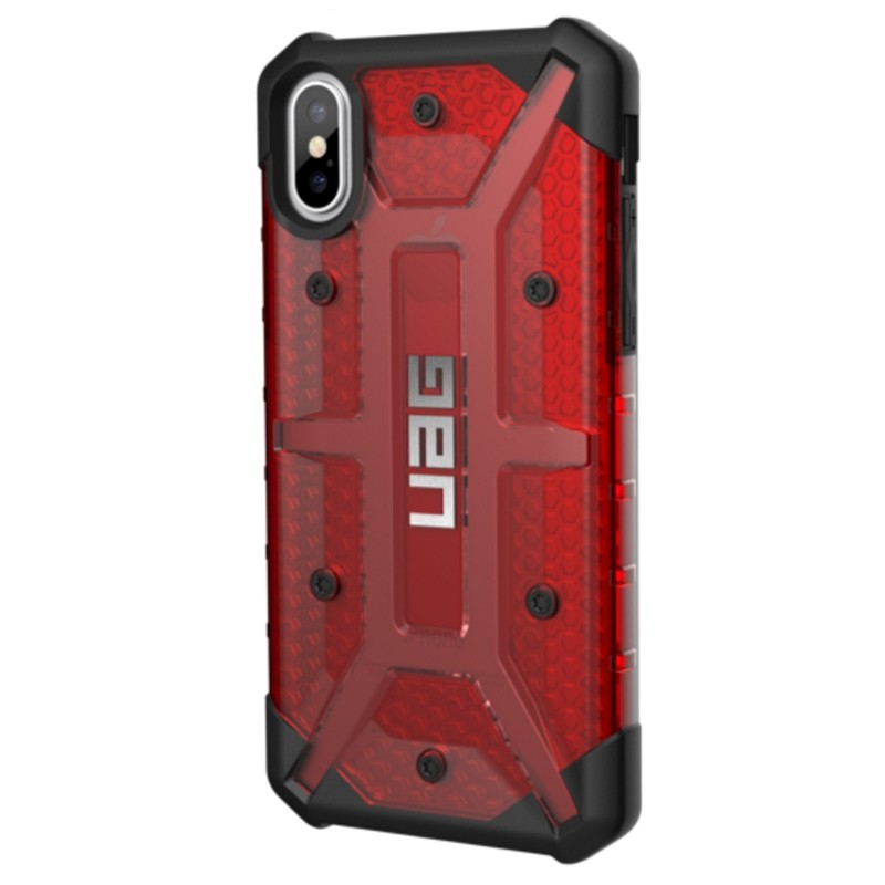 UAG - Plasma iPhone X/Xs Case Magma Red 03