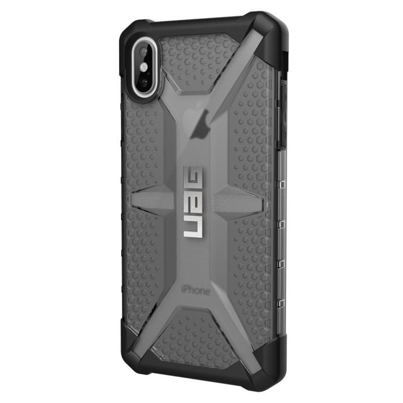 UAG Plasma Case iPhone XS Max Hoesje Ash 03