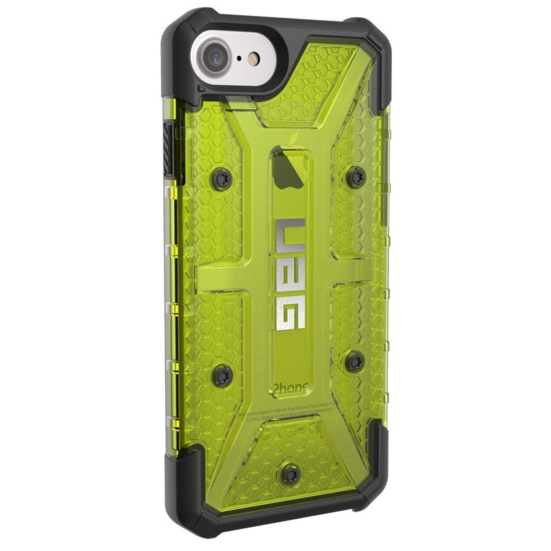 UAG - Plasma Hard Case iPhone 6 / 6S / 7 Citron 03
