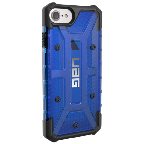 UAG Plasma Hard Case iPhone 7 Cobalt Blue - 3