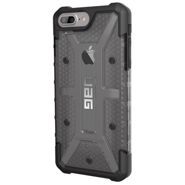 UAG - Plasma Case iPhone 7 Plus Ash Black - 3