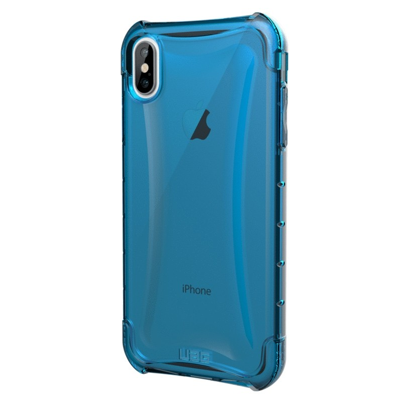 UAG Plyo iPhone XS Max Hoesje Artic Blue 03