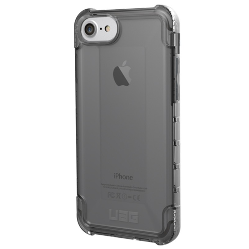 UAG Plyo Hard Case iPhone 8 / iPhone 7S / iPhone 6S / iPhone 6 Ash Black 03