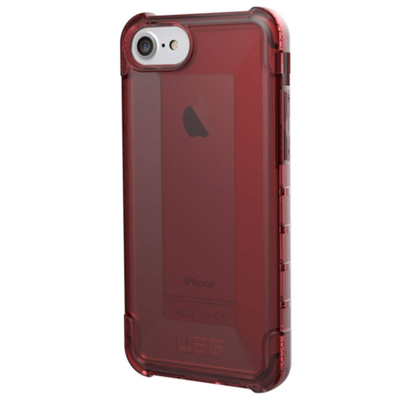 UAG Plyo Hard Case iPhone 8 / iPhone 7S / iPhone 6S / iPhone 6 Crimson Red 03