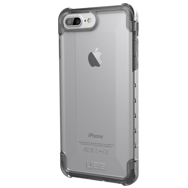 UAG Plyo iPhone 8 Plus / 7 Plus / 6S Plus / 6 Plus Ice Clear 03