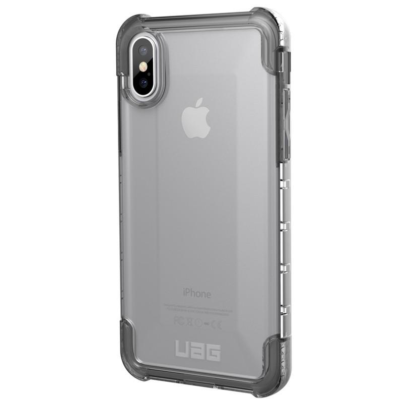 UAG Plyo iPhone X/Xs Hard Case Ice Clear 03