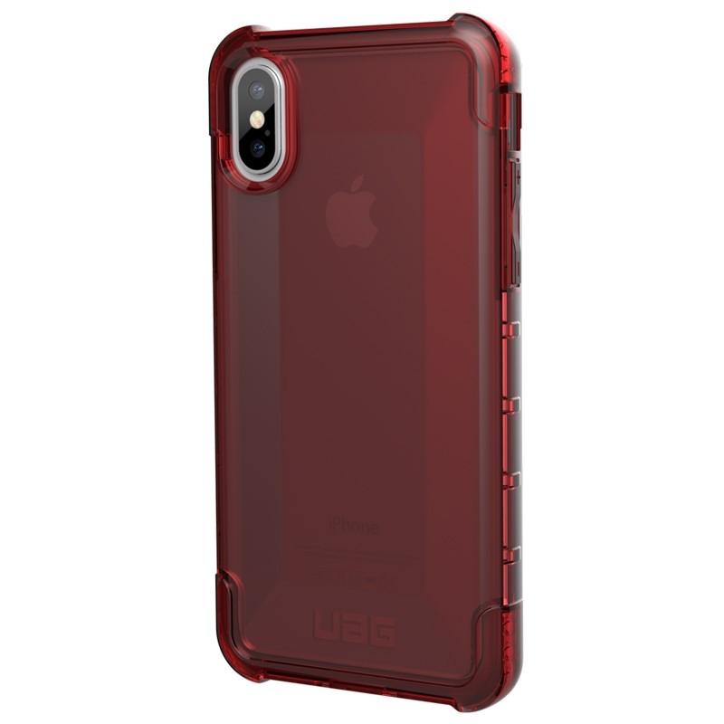 UAG Plyo iPhone X/Xs Hard Case Crimson Red 03
