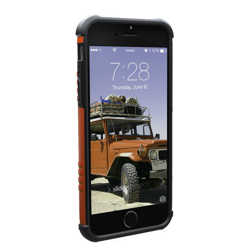 UAG Composite Case iPhone 6/6S Outland Orange  - 3