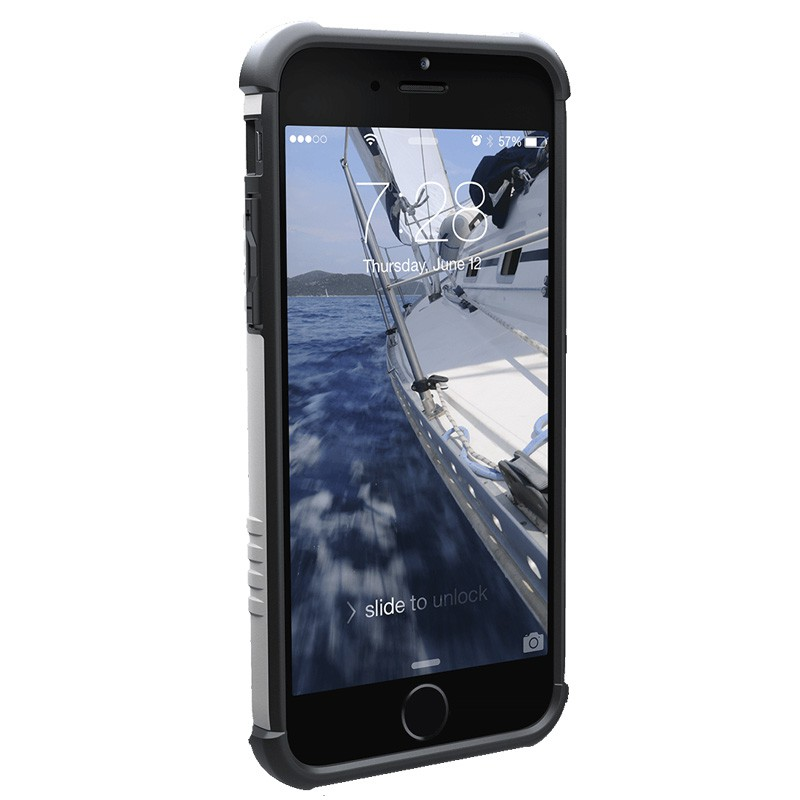 UAG Composite Case iPhone 6/6S Navigator White - 3