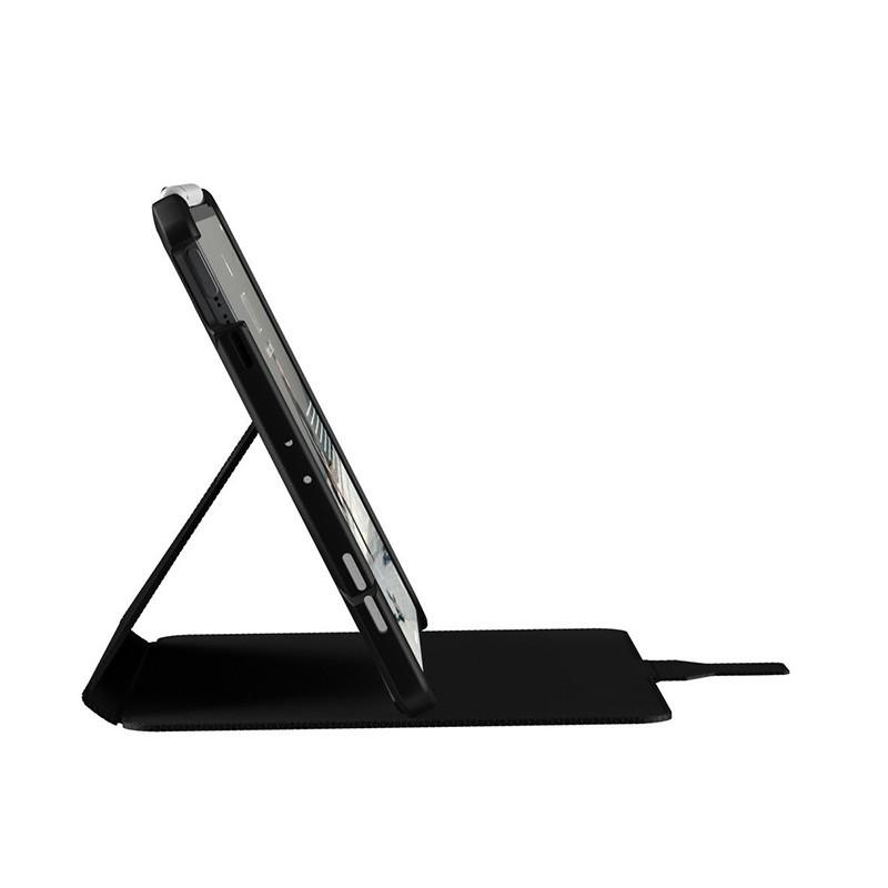 UAG Metropolis iPad Air 10.9 (2020) / iPad Pro 11 inch (2021/2020/2018) Folio Hoes zwart 03