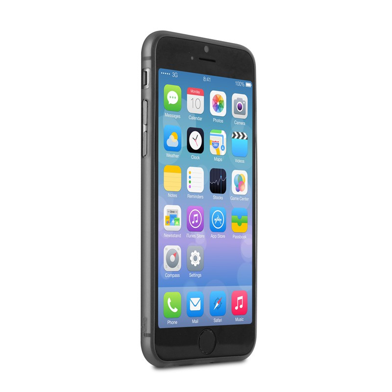 Puro UltraSlim Backcover iPhone 6 Plus Black - 3